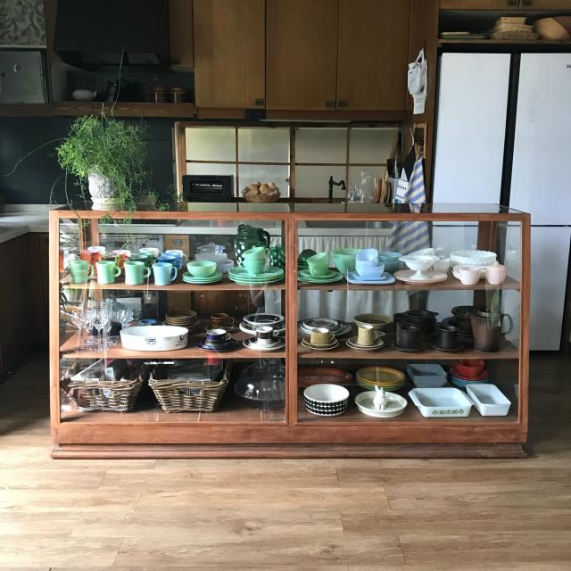 お気に入り食器は見せる収納が吉♡うっとりしちゃう実例