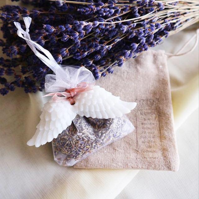 自然な香りが好き☆アロマワックスでオリジナルアイテム