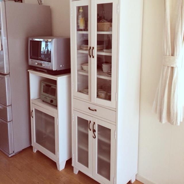 KaZuMaさんの食器棚