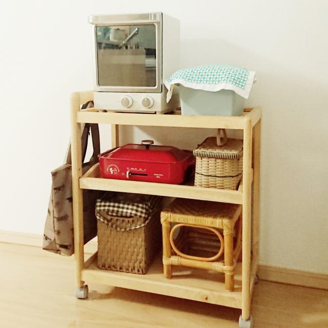 家事効率もグーンとアップ☆調理器具の収納アイディア