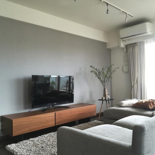 「眺めていたくなるデザインと質感。BoConceptTVボード」 by tomoko-さん