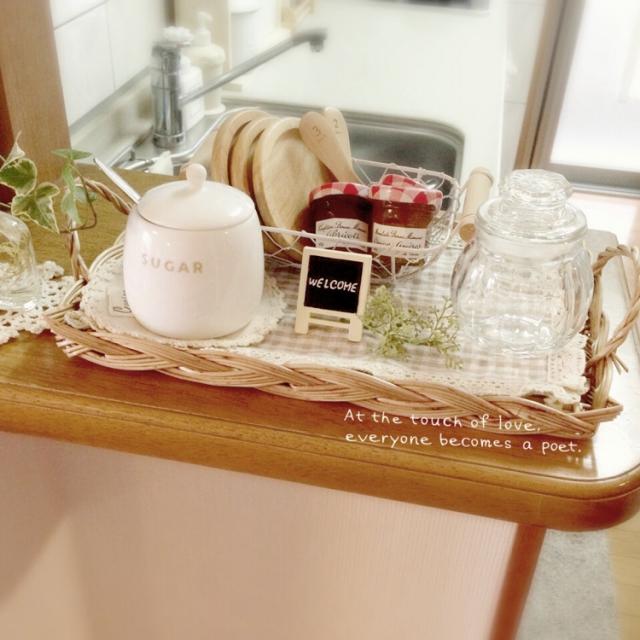 kanode さんの紅茶セット