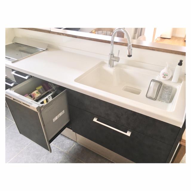 お皿洗いからの解放☆食洗機導入を考えてみませんか?