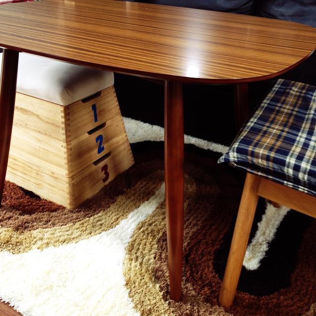 Kazuさんのテーブル