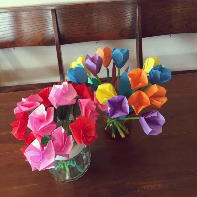 癒される可愛いお花に変身