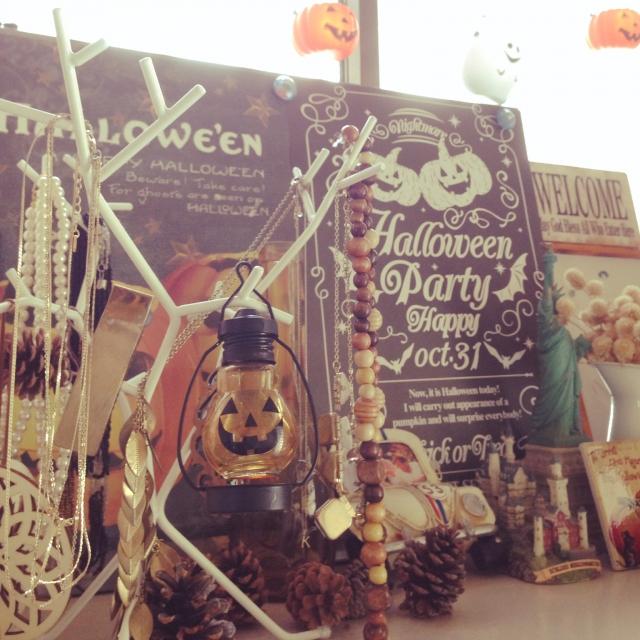 ハロウィンの季節がやってきた!今年はどんな風にアレンジする?