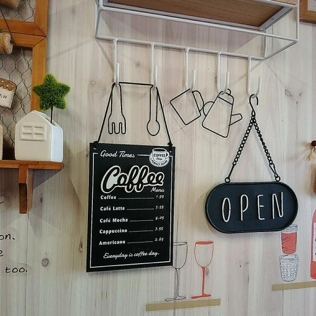 手軽におうちカフェを楽しめる☆セリアのカフェ雑貨