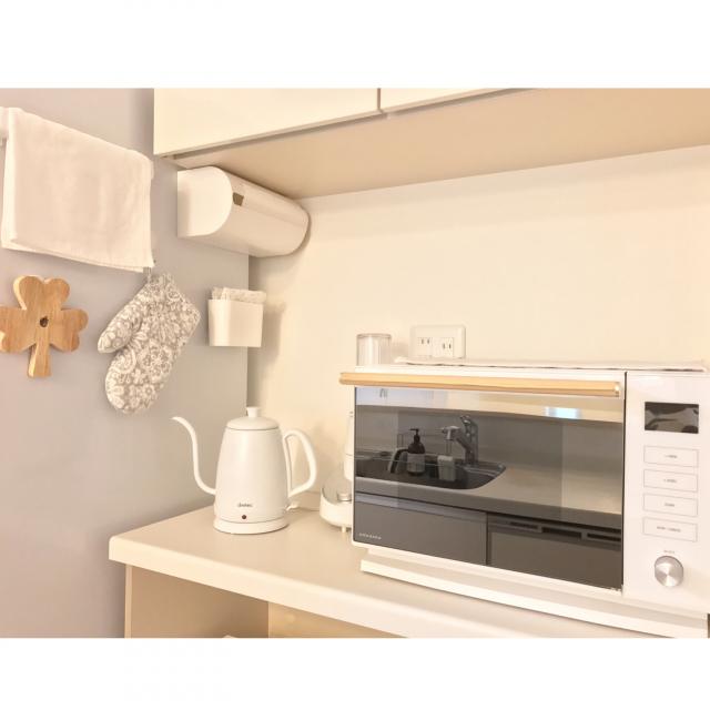 生活感を減らしたい!すっきりとしたキッチンを作るヒント