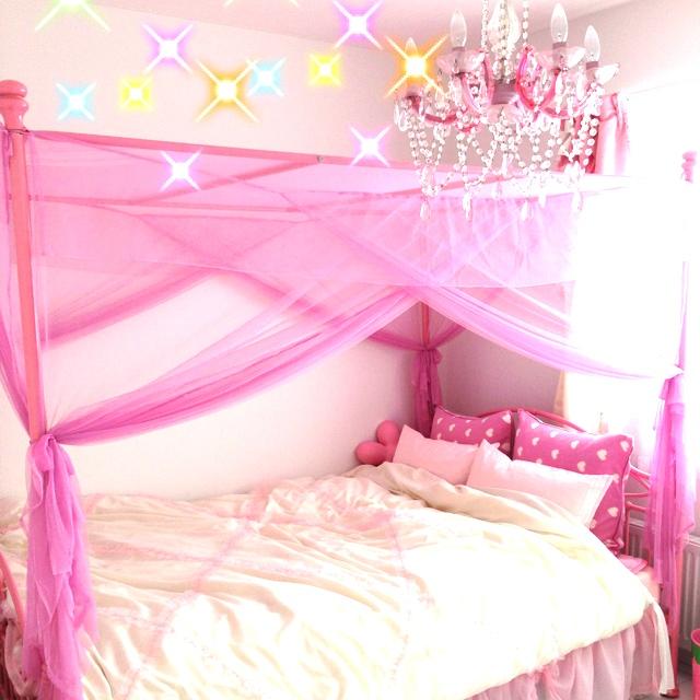 ピンク大好き!あまあま部屋