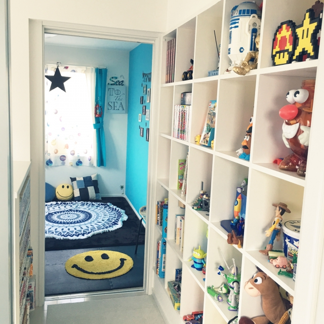 自立へつながる☆子どもが暮らしやすい収納のコツ by juri555さん