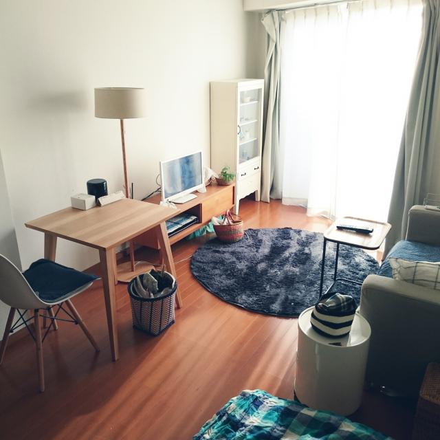 家具の配置を教えて!RoomClipで見るリアルな1Kレイアウト