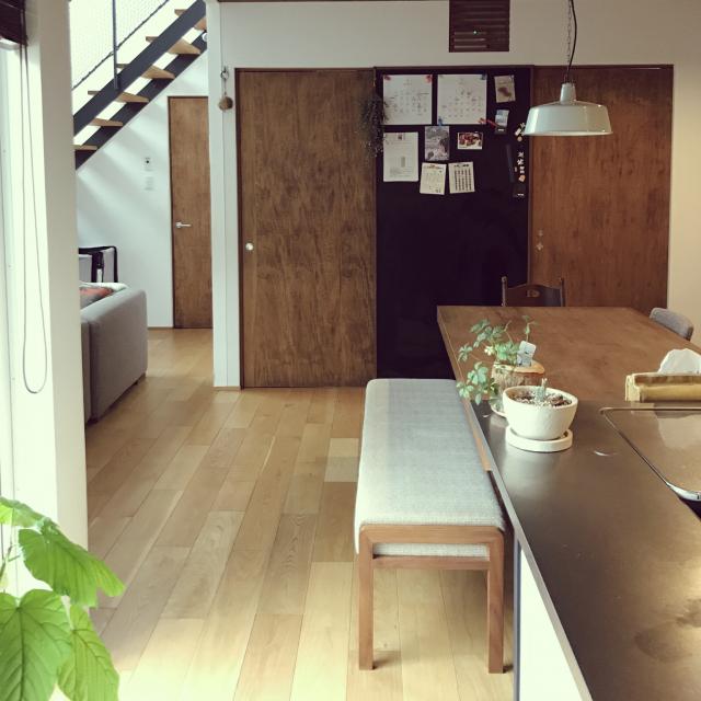「シンプル×ナチュラル。開放感たっぷりの自然と溶け合う家」 by nonn1223さん
