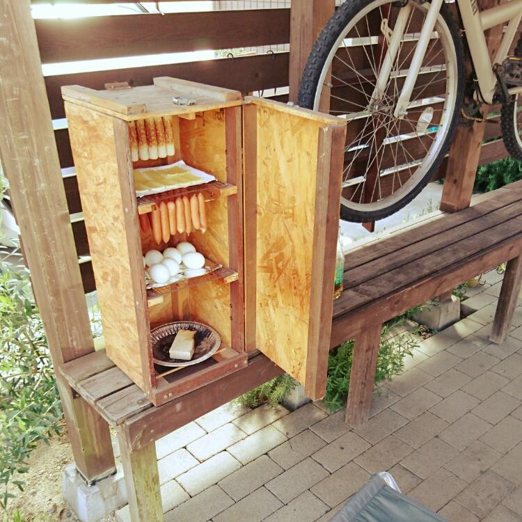 自家製燻製を楽しもう♪KAZUさん流、余材で作るスモーカーDIY術