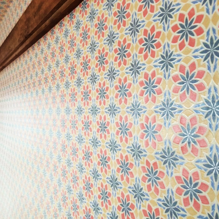 壁紙屋本舗さんの壁紙で賃貸物件をDIY|KUMIKI PROJECT