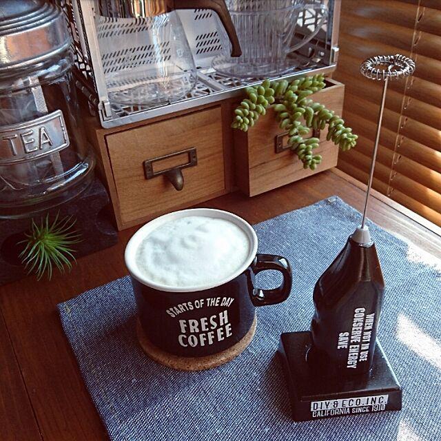 お家カフェ時間をより本格的に☆ダイソーのカフェアイテム