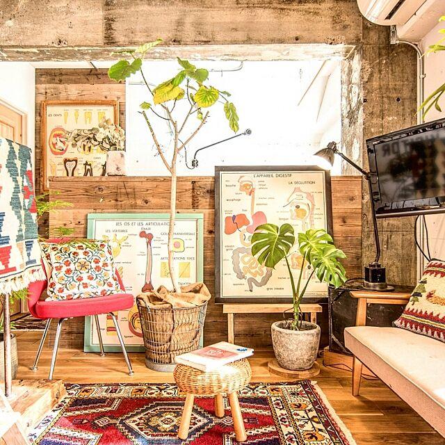 空間を上手に飾ろう☆アートを取り入れる10のアイデア