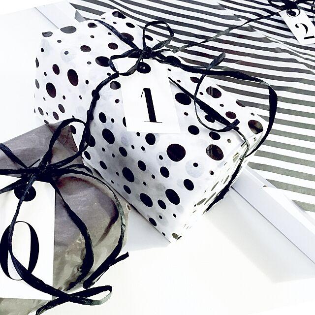 ラッピングの作品89選!箱や袋などのラッピング方法をご紹介