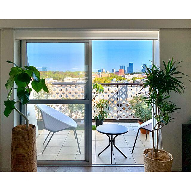「日々充実の工夫が詰まった、都心の眺望を活かすモダンで開放的な暮らし」 by Akkyroomさん