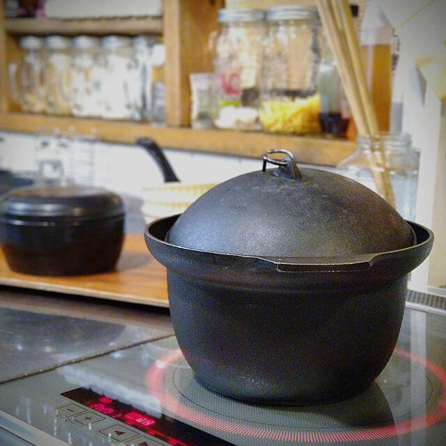 おいしいお米を毎日楽しむための秘密☆炊飯器を持たない暮らし