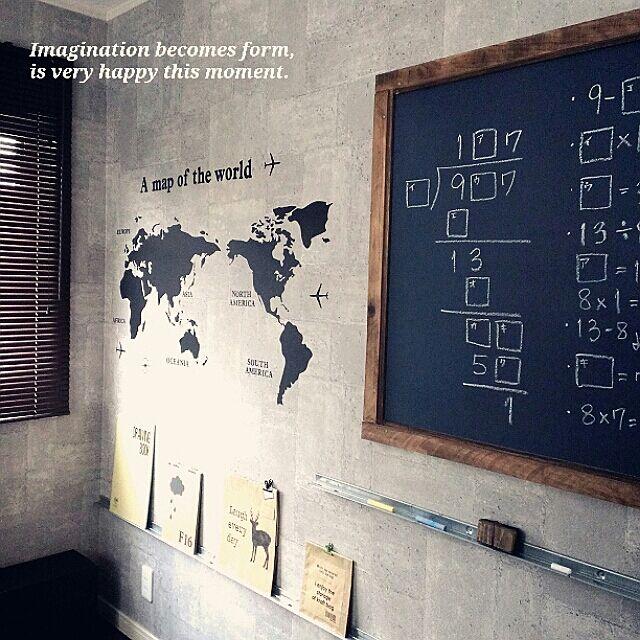 黒板を活かすアイデア☆マネしたくなる10選