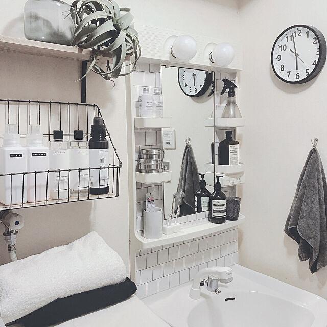 もう悩まない!洗面所をすっきり見せる収納方法10選