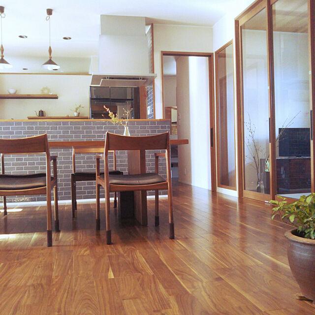 「季節を感じながら、すっきり快適に暮らせる家づくり」 by hana-さん