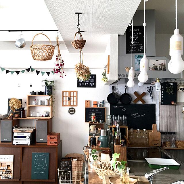 「コミュニケーションが広がる◎自分スタイルカフェ風キッチン」 by sumiponさん