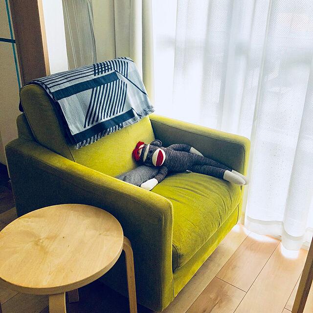 シンプルデザインで座り心地抜群!無印良品のソファー