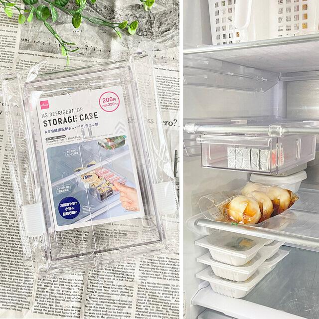 役立つアイテムがいっぱい!冷蔵庫内のスペースを無駄なく使うアイデア