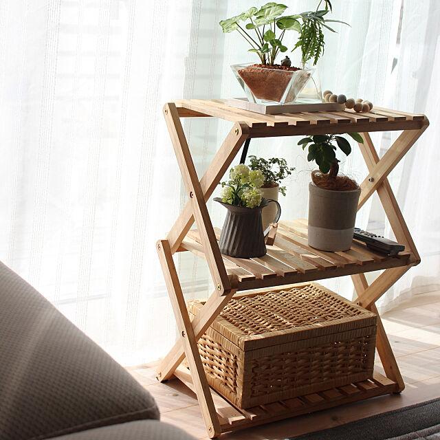 使い勝手のよさが魅力!折りたたみ家具で便利な暮らし