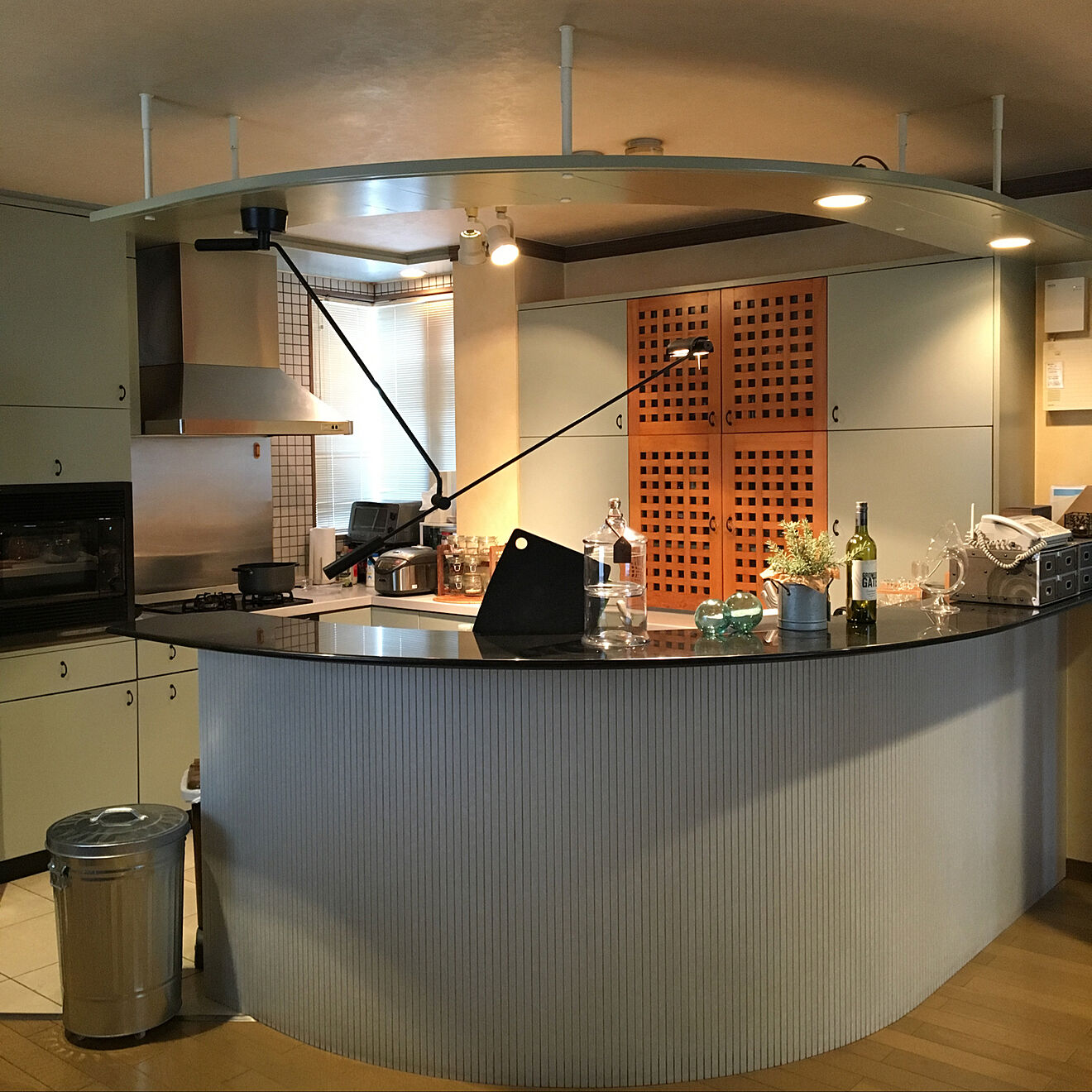 「ディティールまで丁寧にデザインされた、父と娘の思いが調和するキッチン」 by kaikochanさん