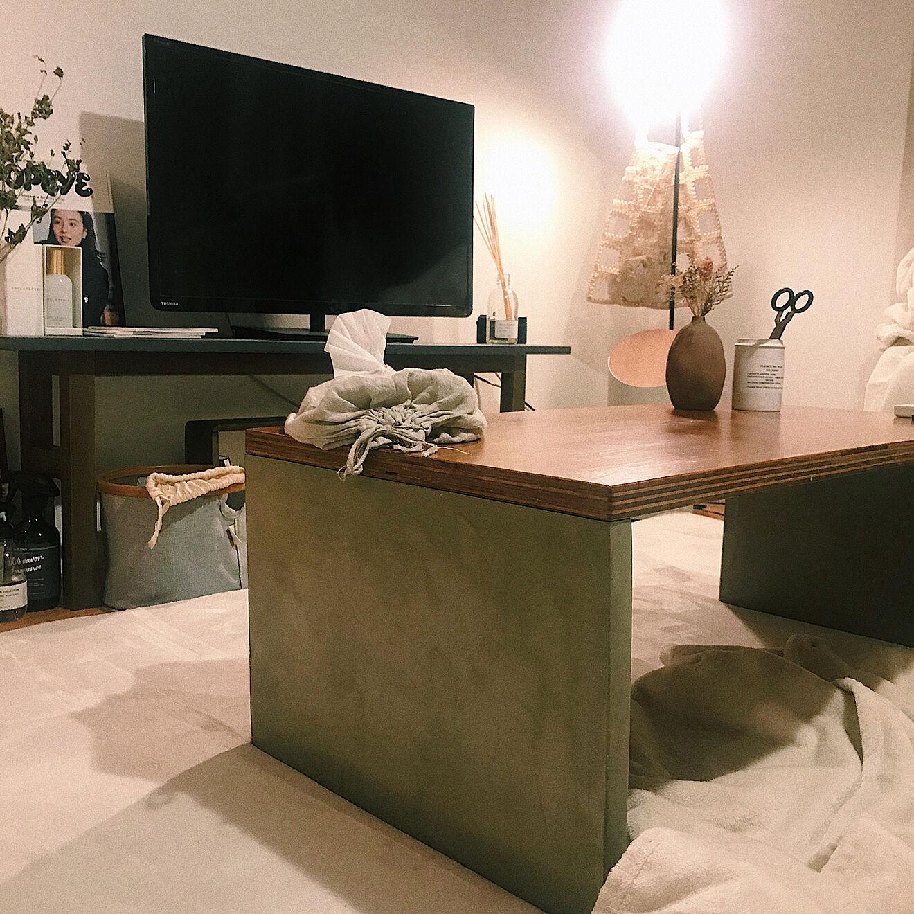 「29m2。癒しと小粋を楽しむ、ゆるやかでシンプルなお部屋づくり」 by ori.さん
