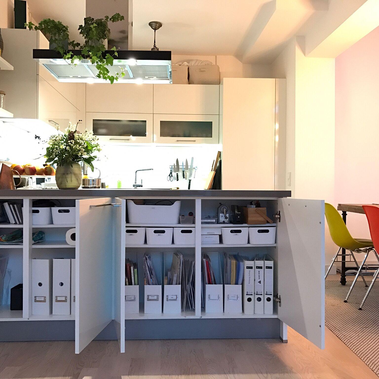Kitchen Impossible 31 07: 観葉植物/キッチンカウンター…などのインテリア実例 - 2016-11-07 17:18:31
