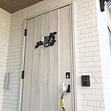 玄関前  外観の写真