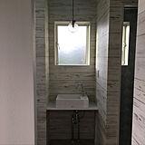1階洗面台の写真