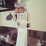 キッチン水切りの写真