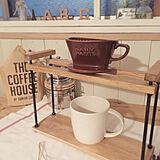 コーヒースタンドの写真