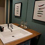 洗面室の写真