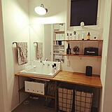 2階洗面所の写真