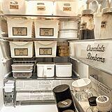 冷蔵庫収納の写真
