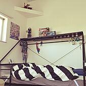 子供部屋/ベッド/カフェ風/ナチュラル/雑貨...などのインテリア実例 - 2020-09-22 21:35:19