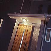 建売狭小住宅/過ごしやすく/中古住宅/狭小を楽しむ/玄関/入り口...などのインテリア実例 - 2021-07-11 22:27:44