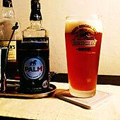 キッチン/いやしの空間/家飲み/立ち飲み/ビール飲もう...などのインテリア実例 - 2021-09-28 20:25:55