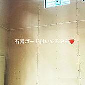 石膏ボード/建築中/新築/壁/天井のインテリア実例 - 2021-06-15 14:45:26