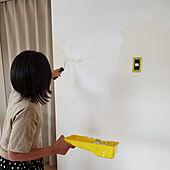 DIY/リノベーション/セルフリノベーション/壁紙DIY/シルクプラスター...などのインテリア実例 - 2021-05-06 20:44:06