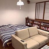 障子/子ども部屋/10畳/小さい家/白い壁...などのインテリア実例 - 2021-02-27 20:35:06