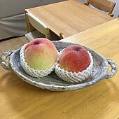 焼き物 器/手作り/皿/ナガノインテリア/ダイニングテーブル...などのインテリア実例 - 2020-07-22 23:19:55