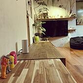 DIY/板壁/杉板/DIY リメイク/たなDIY...などのインテリア実例 - 2020-05-31 21:53:32