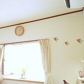 壁/天井/ナチュラルが好き/すっきり暮らしたい/見てくださってありがとうございます/古い家でも楽しく♪...などのインテリア実例 - 2020-04-04 13:58:41