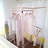 リビング/洗濯/部屋干し/室内干し/除菌...などのインテリア実例 - 2021-04-19 20:26:27